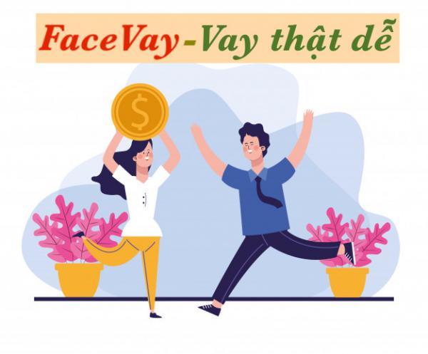 Facevay vay tiền H5 app face vay apk không lãi suất