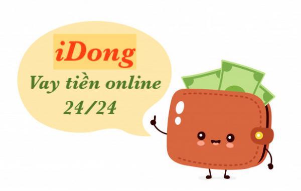 Vay tiền iDong - Cách vay tiền i đồng online