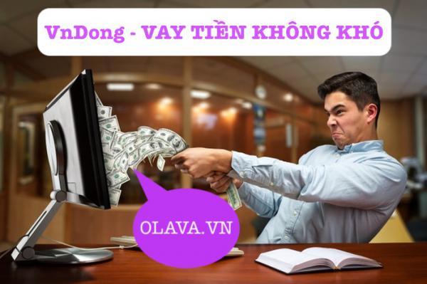 App VnDong iOS apk vay tiền vn dong vndonga online H5 donga