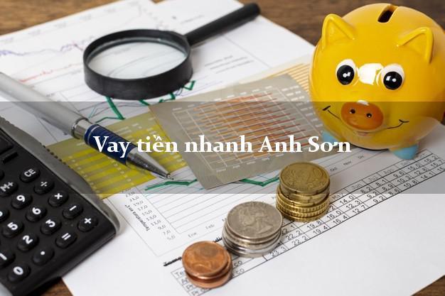 Vay tiền nhanh Anh Sơn Nghệ An