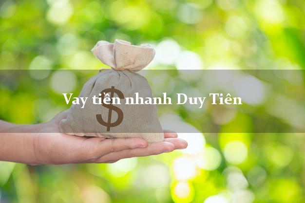 Vay tiền nhanh Duy Tiên Hà Nam