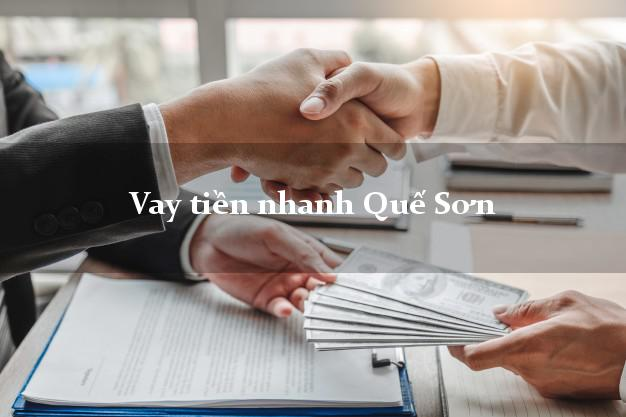 Vay tiền nhanh Quế Sơn Quảng Nam