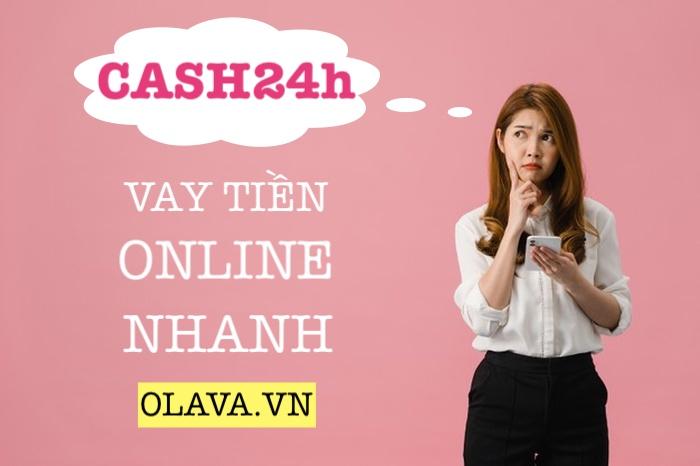 CASh24h vn app apk vay tiền