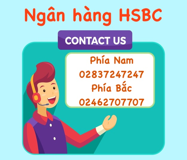 Hotline HSBC Việt Nam