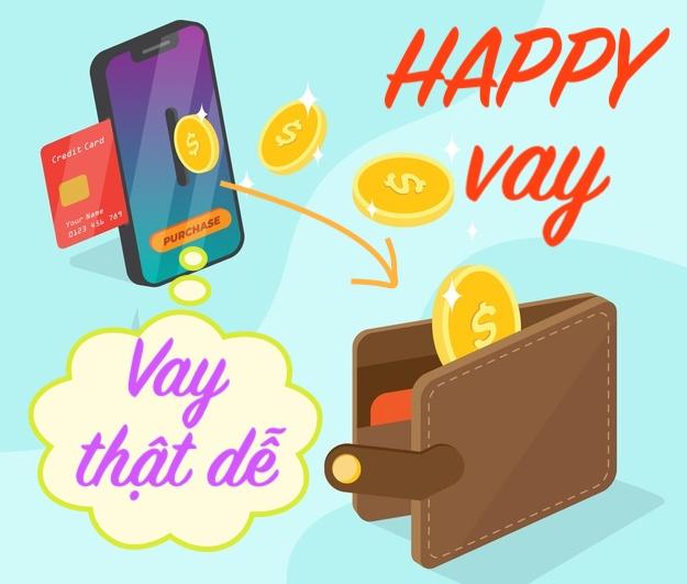 happy vay tiền