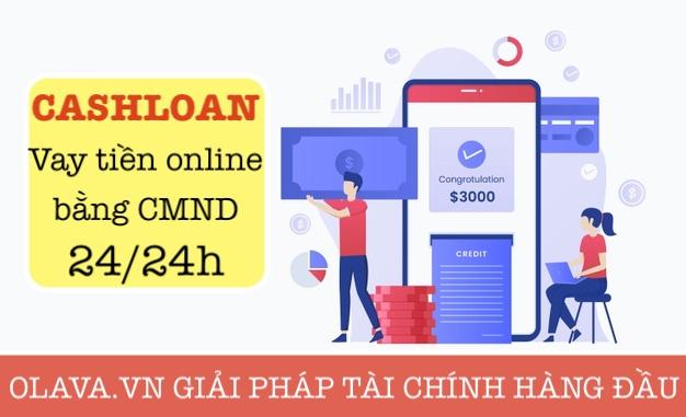 CASHloan app vay tiền online