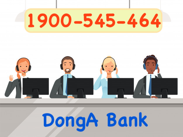 Hotline Đông Á Bank