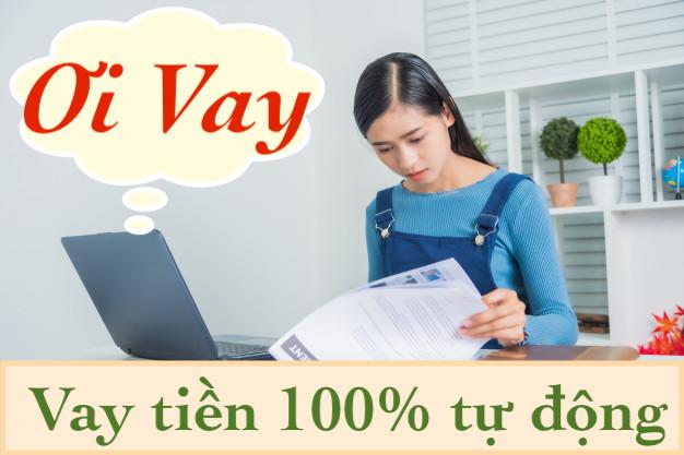 Ơi vay app