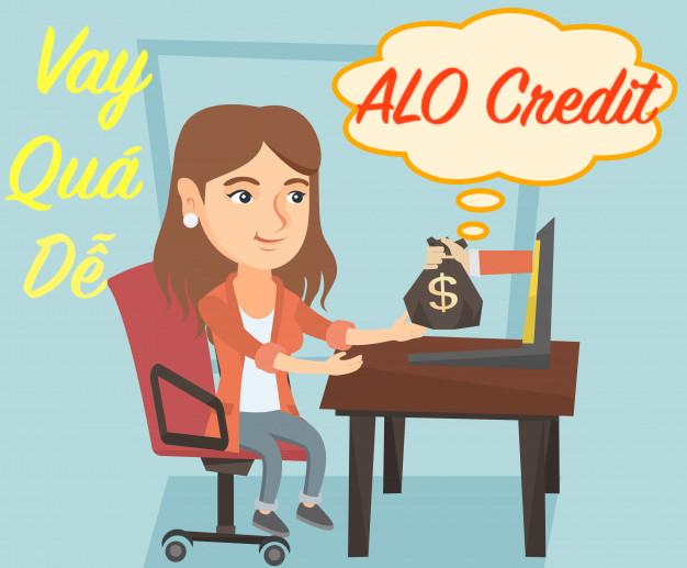alo credit vay tiền