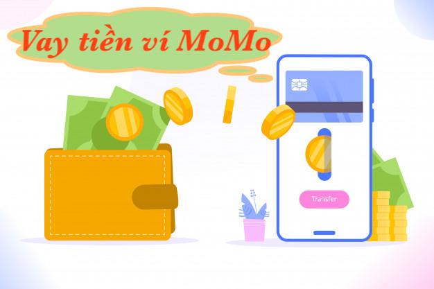 Vay tiền Momo