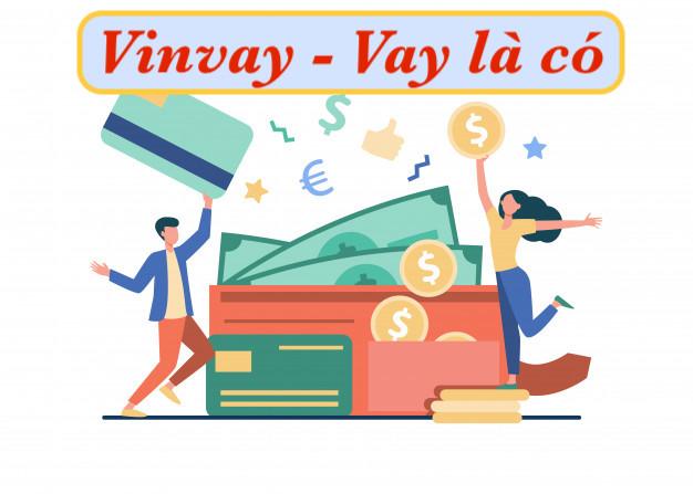 Vinvay vay tiền