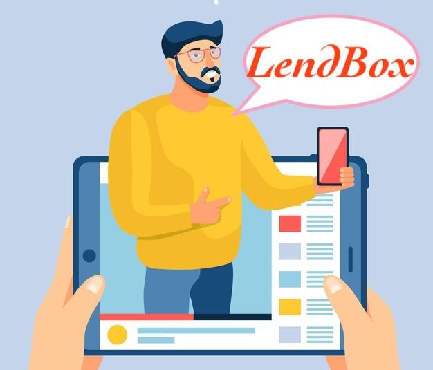 Lendbox vay tiền