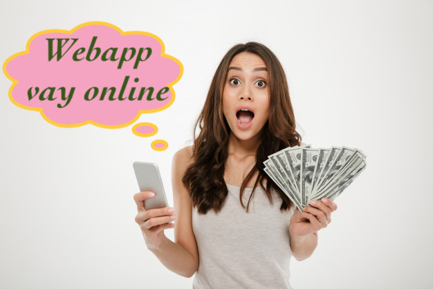 Webapp vay tiền online tại nhà