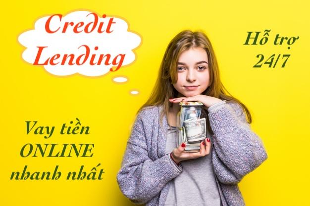 Credit Lending app vay tiền