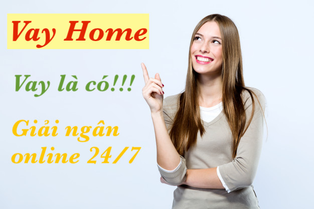 vay home 24h
