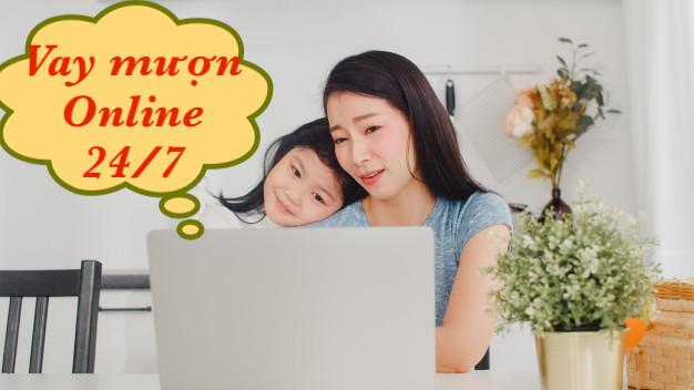 Vay mượn online