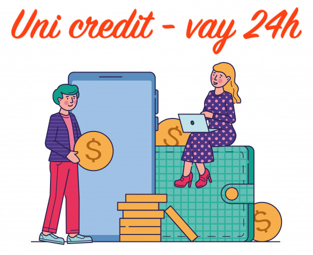 uni credit vay tiền