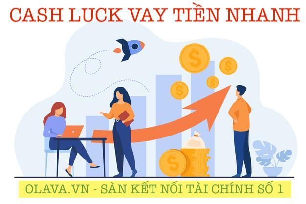 CASH luck vay tiền app