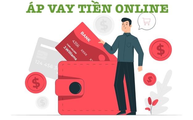 Áp vay tiền online