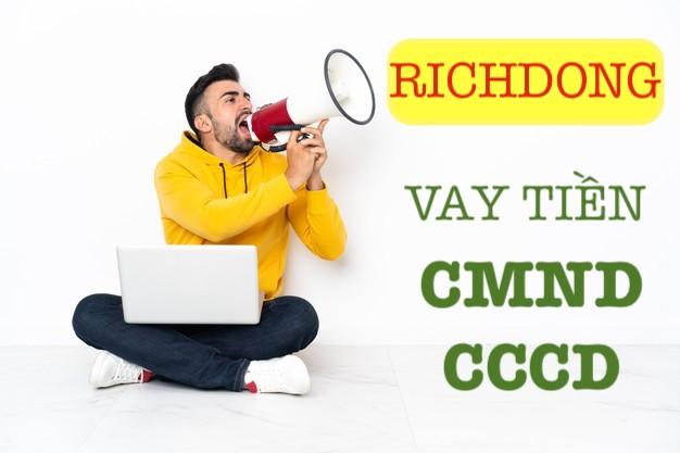 richdong vay tiền rich dong