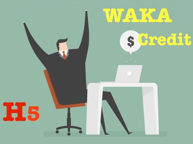 H5 Waka credit