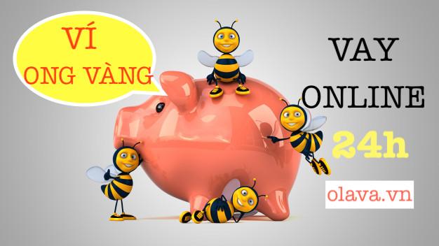 Ví ong vàng vay tiền
