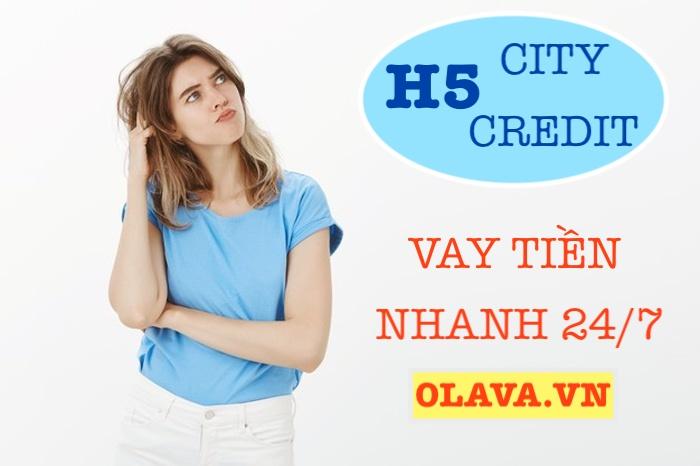 CITY credit h5 bank card vay tiền không lừa đảo