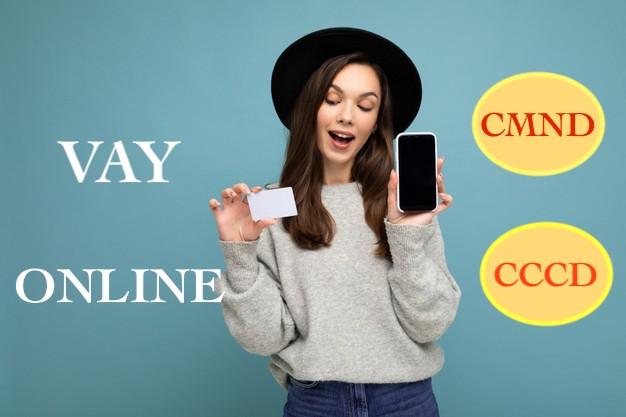 Vay online CMND