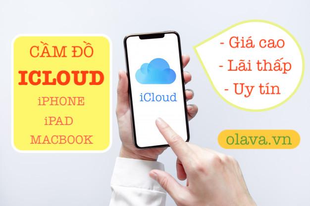 Cầm đồ iCloud iPhone