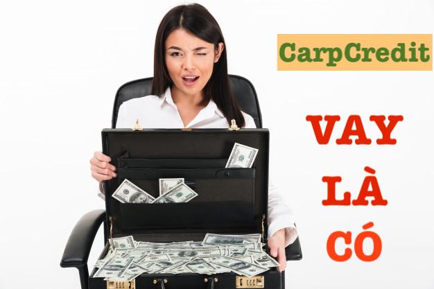Carpcredit vay tiền