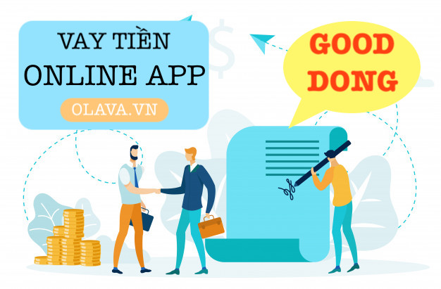 GOOD dong vay tiền app