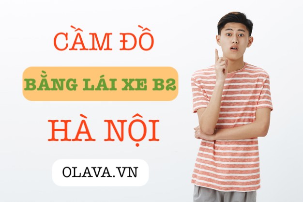 CẦM bằng lái xe B2 ở Hà Nội