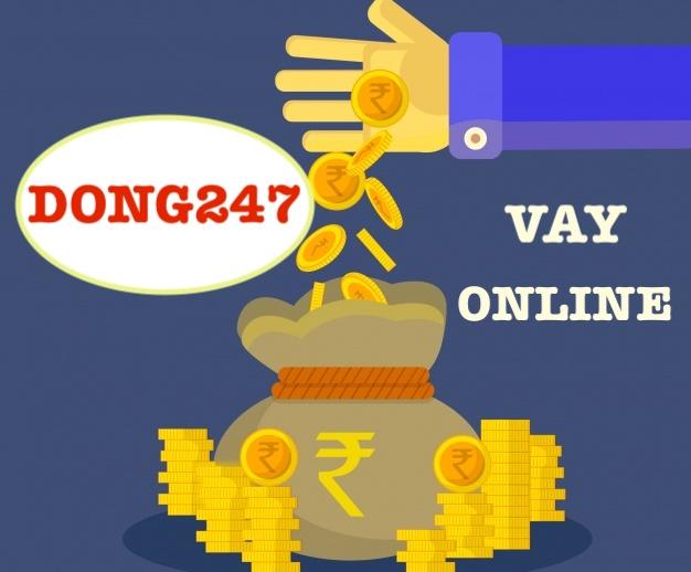 DONG247 vay tiền
