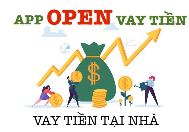 APP open vay tiền apk