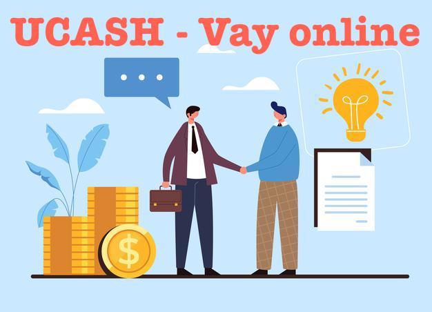 H5 Ucash vay online