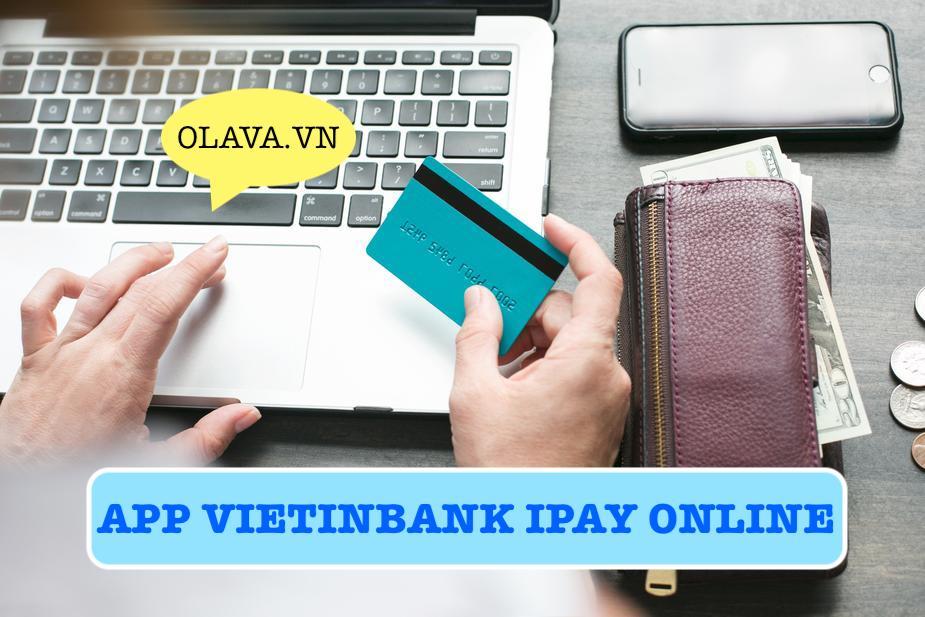VAy tiền qua vietinbank ipay app apk
