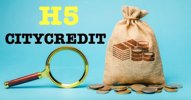H5 Citycredit vay tiền