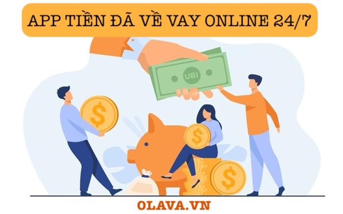 App tiền đã về vay online