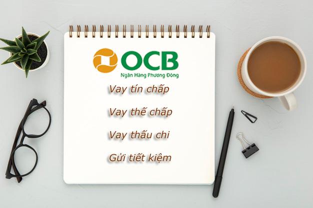 Hướng dẫn vay tiền OCB tháng 4/2021