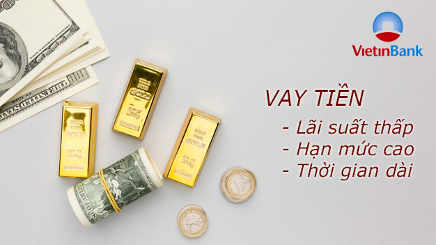 Vay tiền Vietinbank